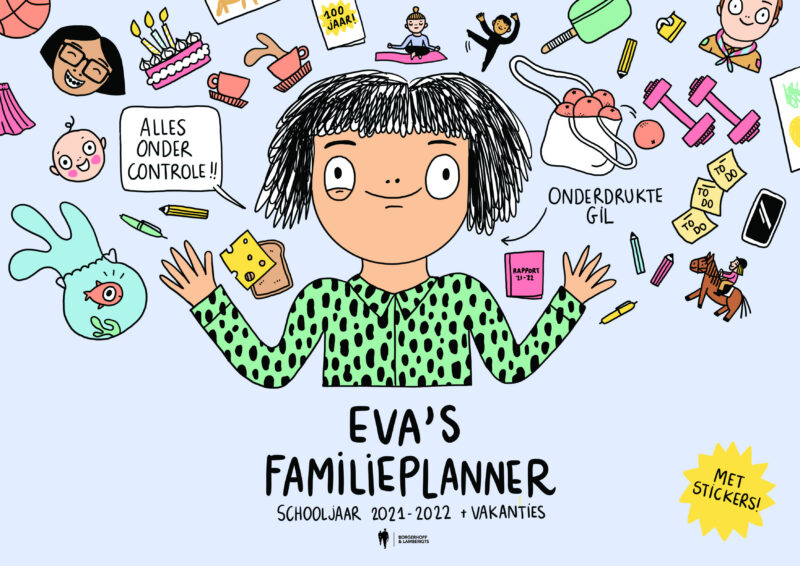Cover Familieplanner