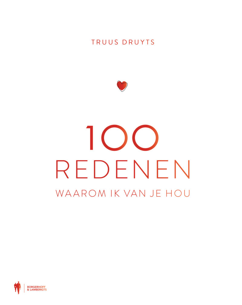 Cover 100 Redenen Rode Folie