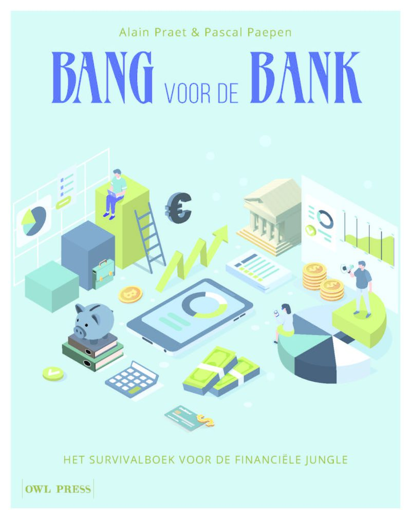 Cover Bang Voor De Bank