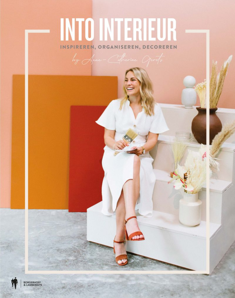 Front Cover Into Interieur Anne Catherine Gerets