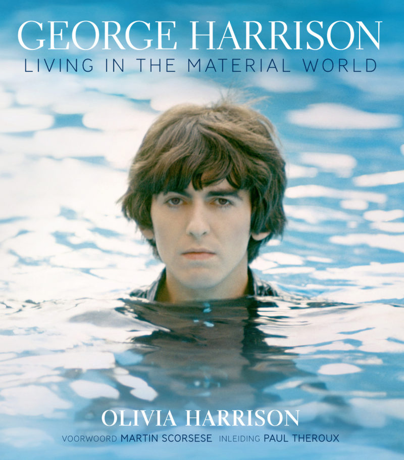 George Harrison Hr