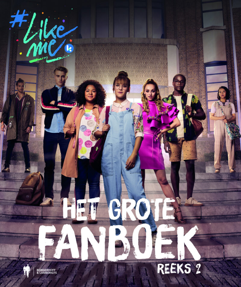 Like Me Fanboek