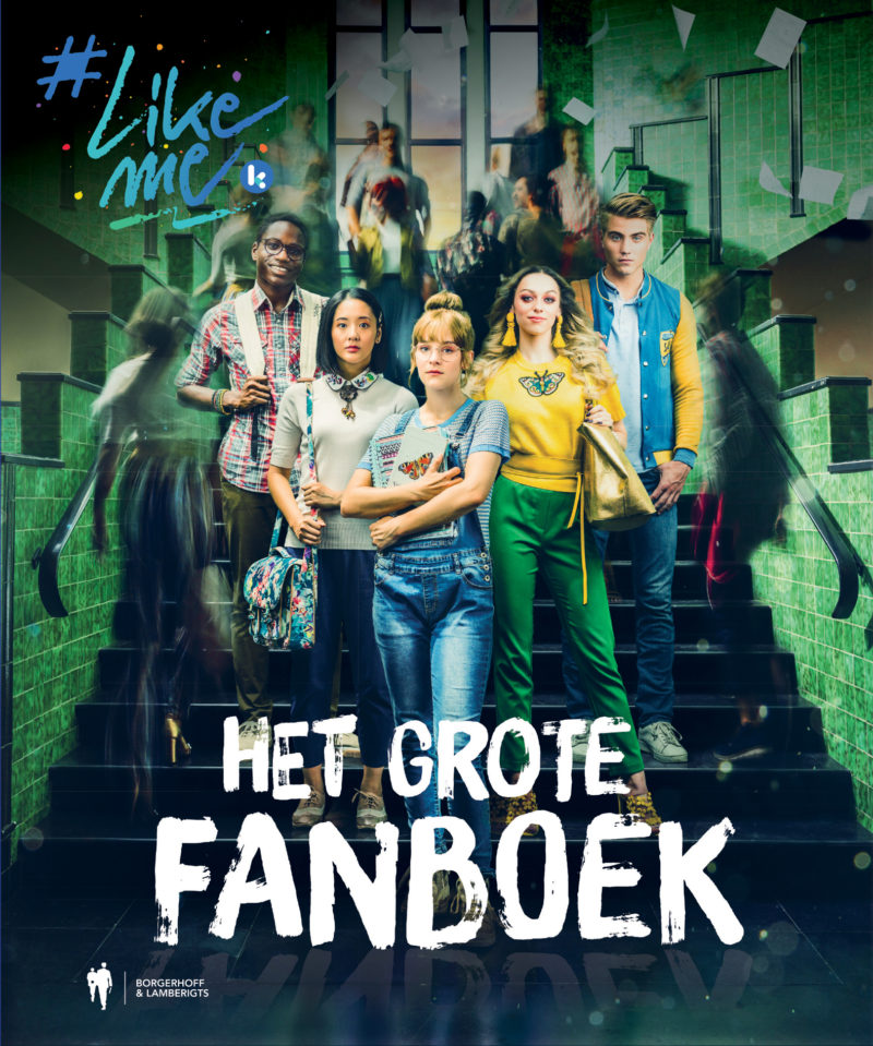 Like Me Fanboek Hr