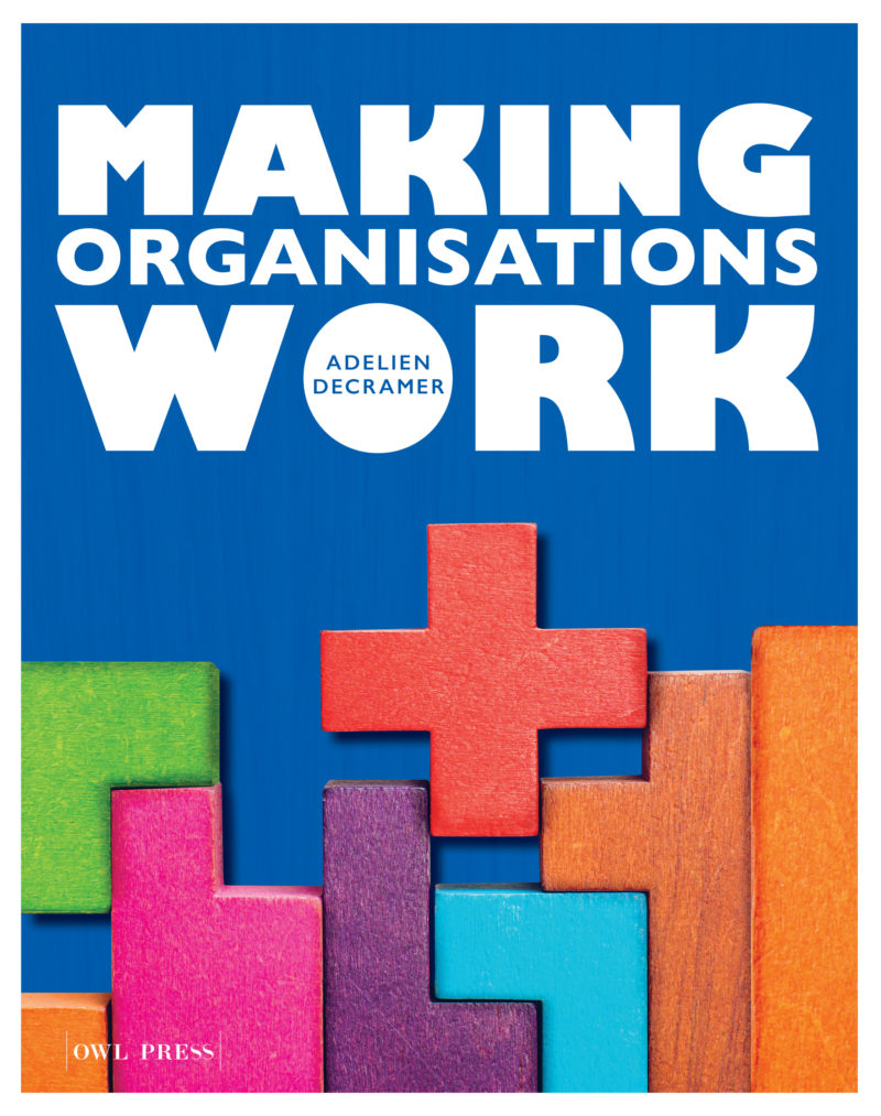Making Organisations Work Hr