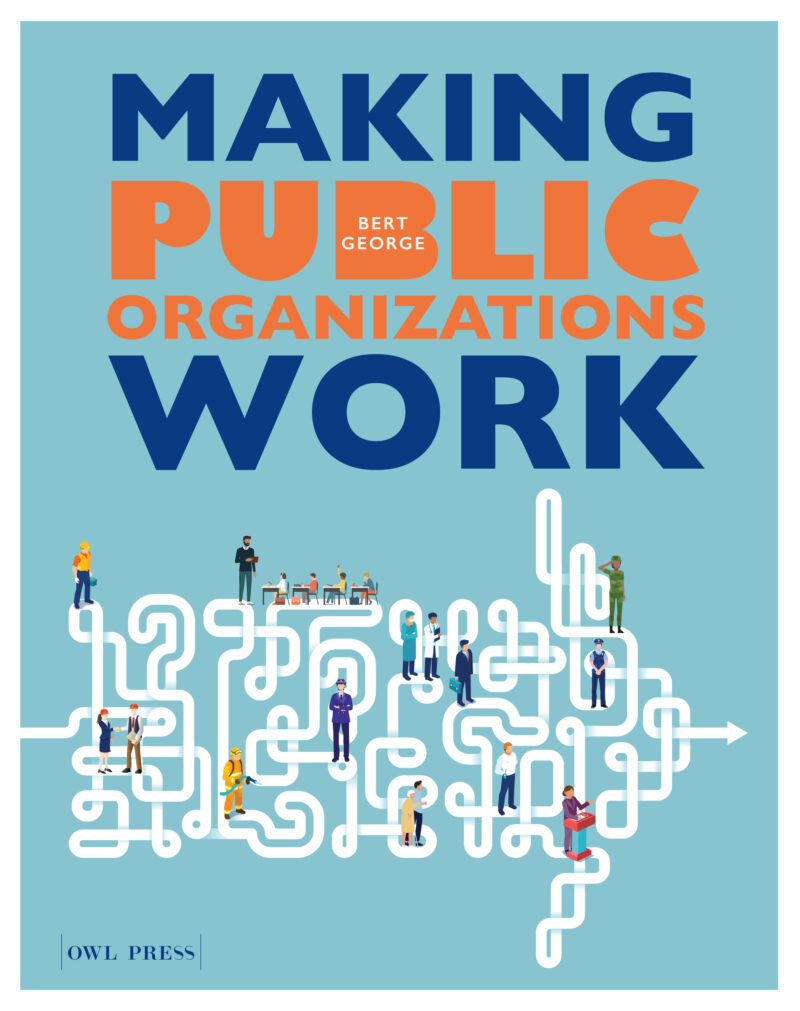 Making Public Organisations Work Hr