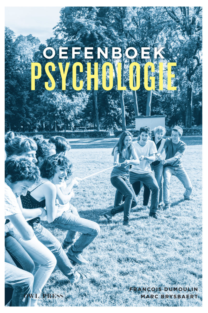 Psychologie Oefenboek Hr