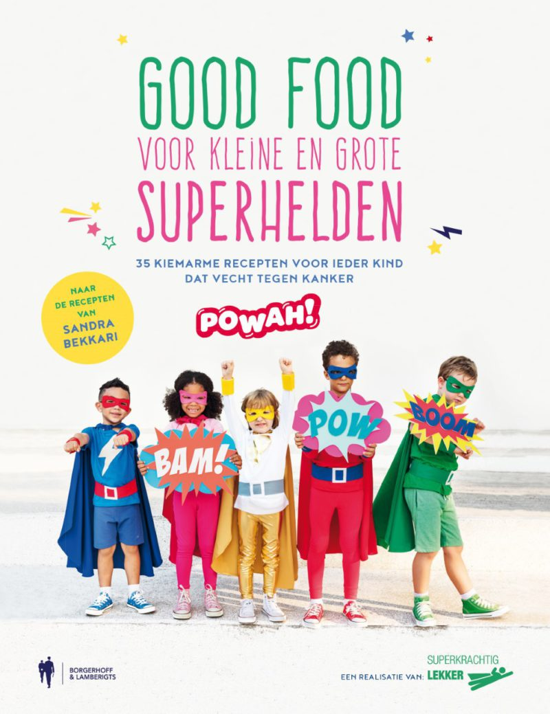 Thumbnail Good Food Voor Kleine Superhelden Hr